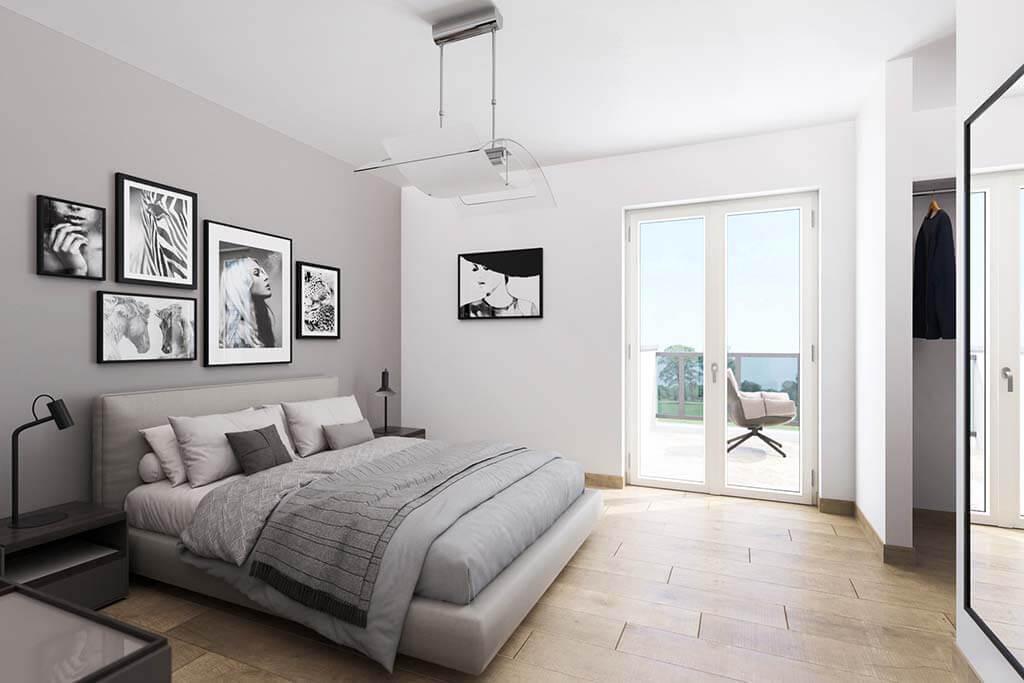 Nuove-Ville-Borgo-del-Sole-Carpi-Cmb-Immobiliare-camera-matrimoniale